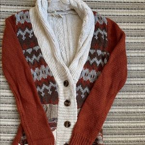 Women's BKE (Bickel) cardigan